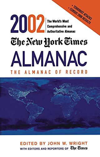 9781579583484: The New York Times Almanac 2002