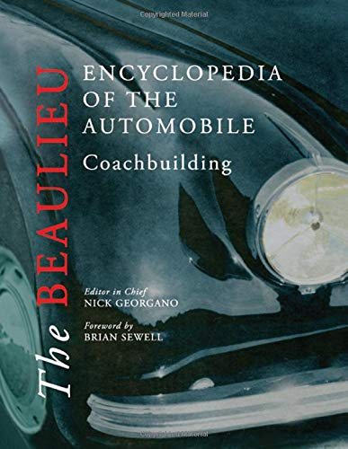 9781579583675: The Beaulieu Encyclopedia of the Automobile: Coachbuilding