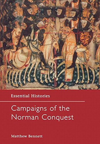 9781579583767: Campaigns of the Norman Conquest (Essential Histories)