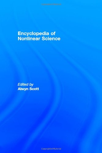 9781579583859: Encyclopedia of Nonlinear Science