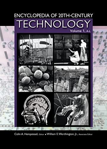 Encyclopedia of 20th-Century Technology (Hardback)