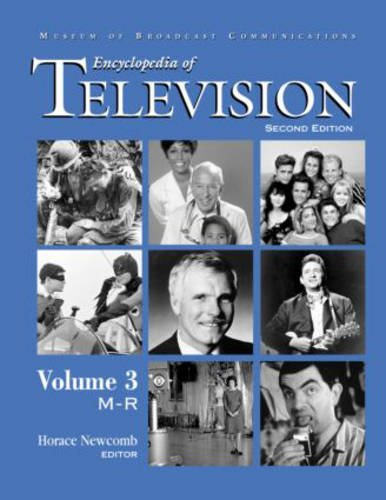Encyclopedia of Television: Horace Newcomb