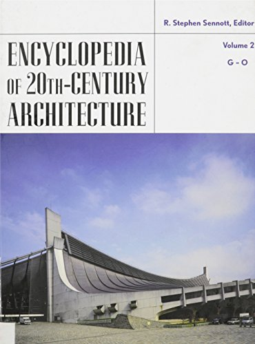 9781579584344: Encyclopedia of 20th-Century Architecture