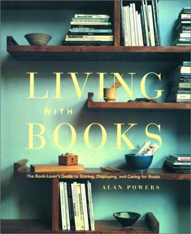 Living With Books: Powers, Alan