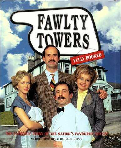 9781579590796: Fawlty Towers: Fully Booked : The Complete Story of Public Tv's Favorite Sitcom