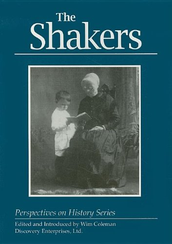 9781579600051: Shakers (Perspectives on History)