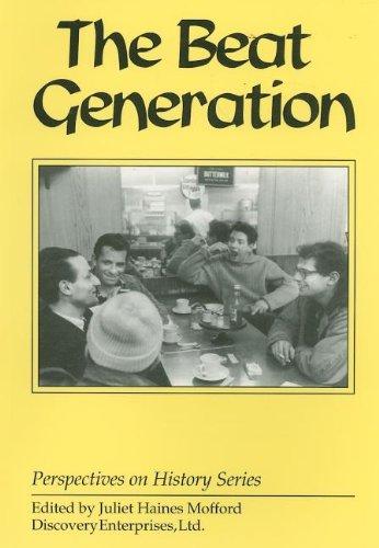 The Beat Generation: Moffard, Juliet Haines (editor)