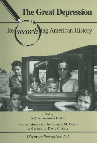 The Great Depression (History Compass) 2 (Researching: David C. King