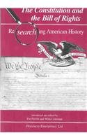 9781579600693: The Constitution and the Bill of Rights (Researching American History)