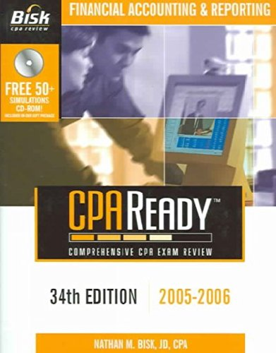 9781579613815: Financial Accounting & Reporting (CPA Exam Review)