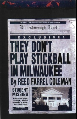 9781579620165: They Don't Play Stickball in Milwaukee