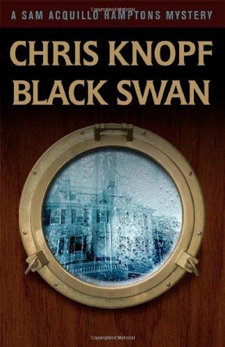 9781579622169: Black Swan (A Sam Acquillo Hamptons Mystery)