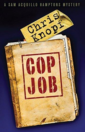 9781579623937: Cop Job (Sam Acquillo Hamptons Mysteries)