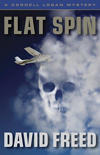 9781579623975: Flat Spin (Cordell Logan Mystery)
