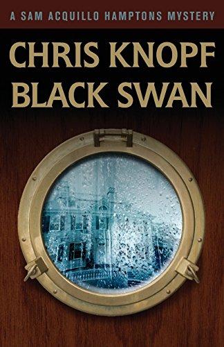 9781579624538: Black Swan (Sam Acquillo Hamptons Mystery)