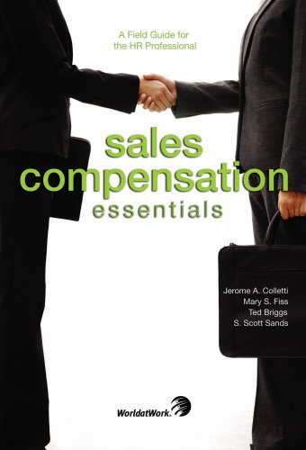 9781579631437: Sales Compensation Essentials: A Field Guide for the HR Professional