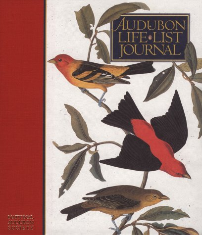 Audubon Life-List Journal