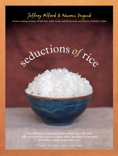 Seductions of Rice (1579652344) by Jeffrey Alford; Naomi Duguid