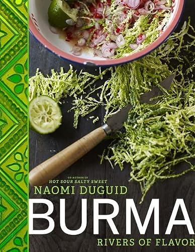 9781579654139: Burma: Rivers of Flavor