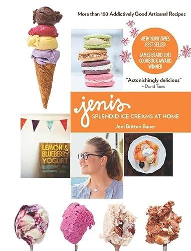 9781579654368: Jeni's Splendid Ice Creams at Home