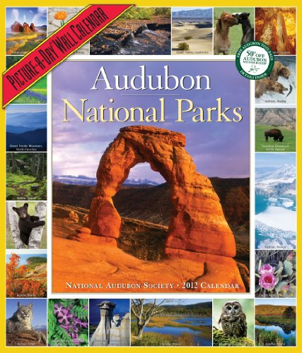 9781579654528: Audubon National Parks Picture-A-Day Wall Calendar (Picture-A-Day Wall Calendars)