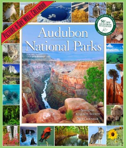 9781579655181: Audubon National Parks Calendar
