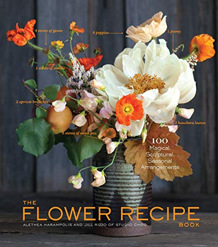9781579655303: Flower Recipe Book