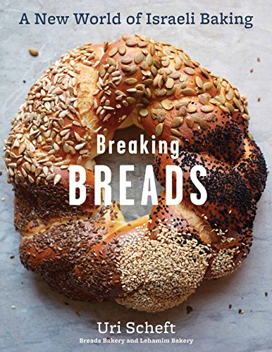 9781579656829: Breaking Breads: A New World of Israeli Baking