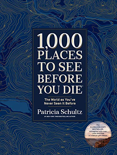 9781579657888: 1,000 Places to See Before You Die (Deluxe Edition): The World as You've Never Seen It Before