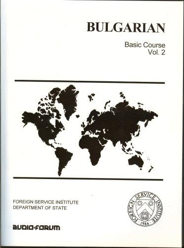 9781579701680: Bulgarian Basic Course (Bulgarian Edition)