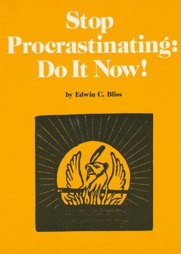 9781579702700: Stop Procrastinating: Do It Now!