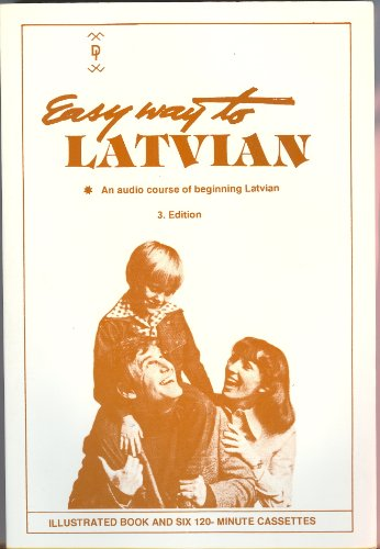 9781579703141: Easy Way to Latvian (audio CDs & text)