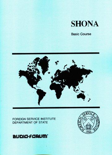 9781579703356: Shona Basic Course (audio CDs & text) (Afrikaans Edition)