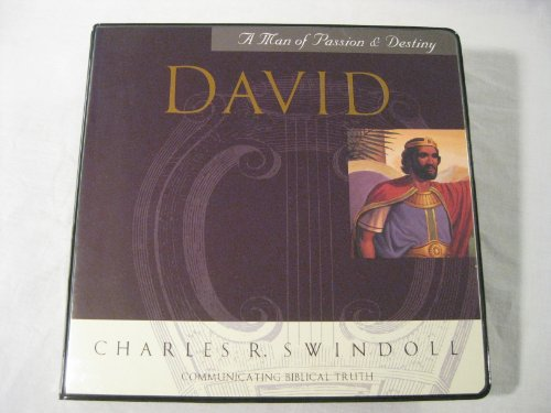 9781579720070: David a Man of Passion and Destiny (Insight for Living Bible Study Guides)