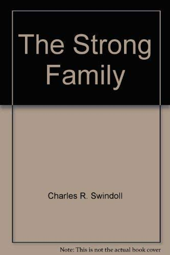 9781579726126: The Strong Family (Insights and Application Workbook)