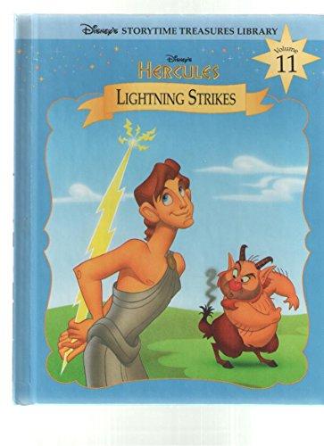 9781579730079: Hercules: Lightning Strikes (Disney's Storytime Treasures Library)
