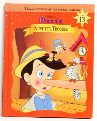Pinocchio: Nose for Trouble (1579730094) by n/a