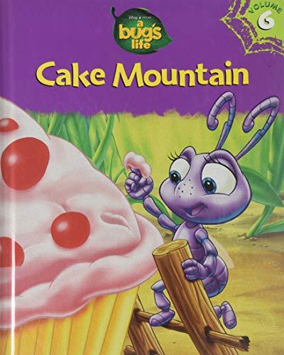 Bugs Life Cake Mountain: Walt Disney