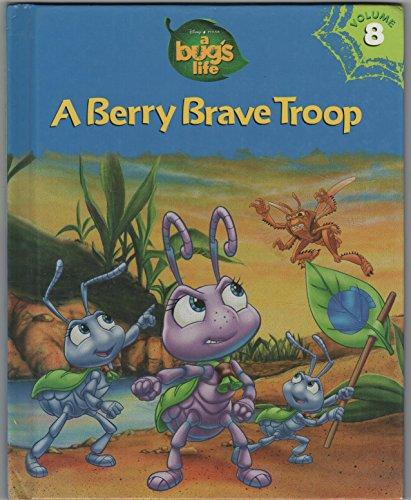 A Berry Brave Troop (Disney-Pixar's A Bug's: Disney Staff; Pixar