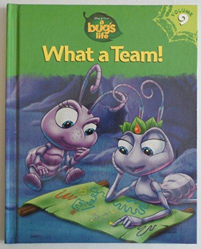 "What a Team! (Disney-Pixar's ""A Bug's Life"": Disney Staff; Pixar"