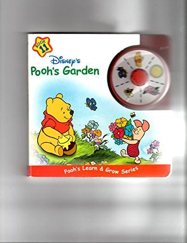 9781579730451: Disney's Pooh's garden (Pooh's learn & grow)