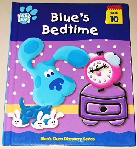 9781579730765: Blue's bedtime (Blue's clues discovery series)