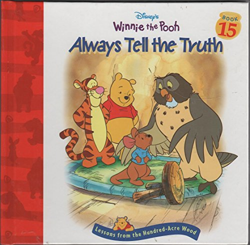 Always tell the truth (Disney's Winnie the: Catherine McCafferty