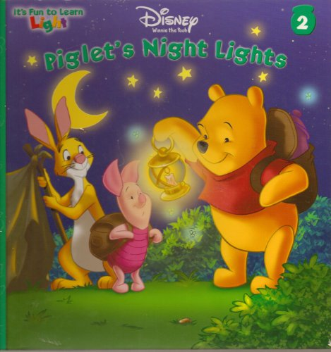 9781579731274: Its Fun to Learn (Piglet's Night Lights)
