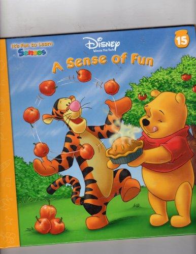 A Sense of Fun ( Disney Winnie the Pooh/it's Fun to Learn Senses 15): K Emily Hutta