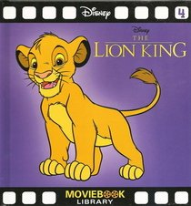 9781579732110: Disney MovieBook #2 The Lion King