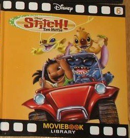 Disney's Stitch the Movie (Disney Movie Book: Disney