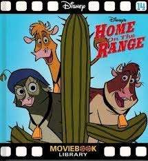 9781579732219: Home on the Range (Disney Moviebook Library, Vol. 14)