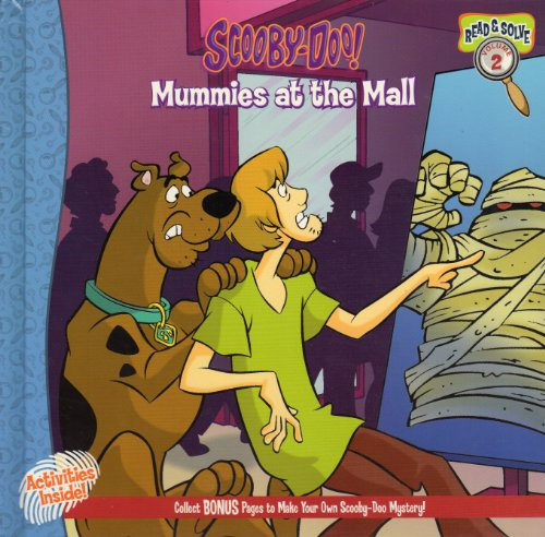9781579732394: Scooby - Doo! Mummies at the Mall (Read and Solve, Volume 2)