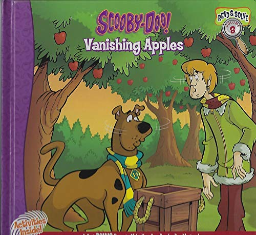 9781579732455: Scooby Doo! Vanishing Apples (Scooby - Doo! Read & Solve, 8)